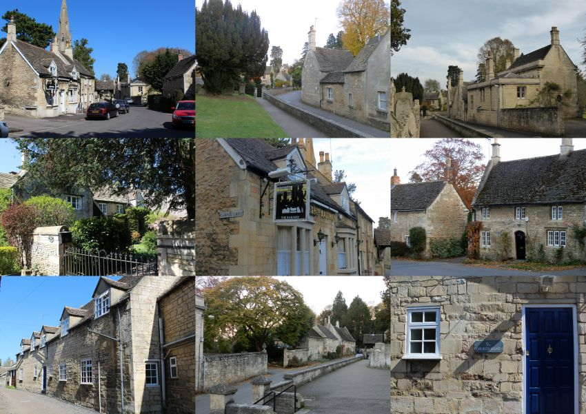 ketton church road collage