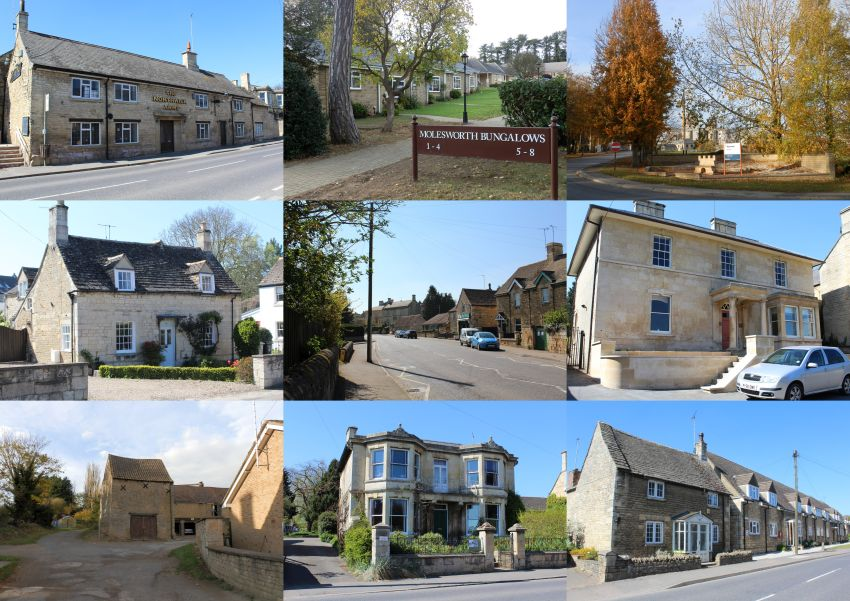 ketton high street north collage