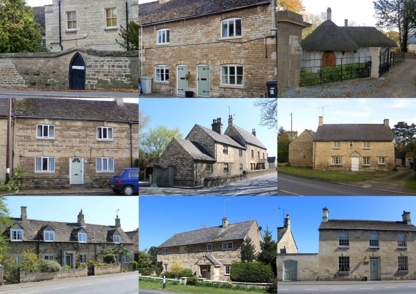 ketton high street south collage