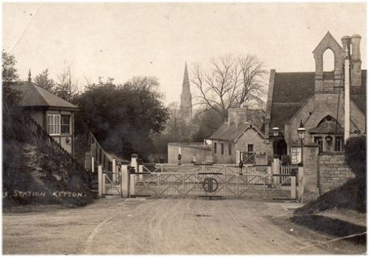 ketton level crossing