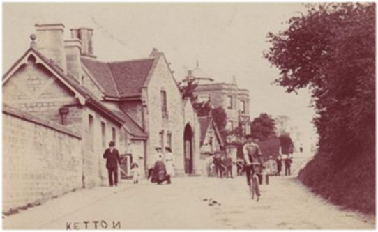 ketton station road