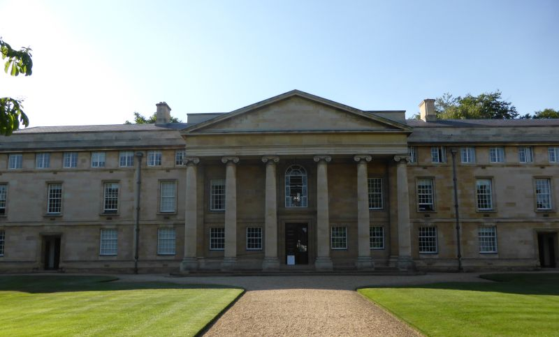 downing college cambridge