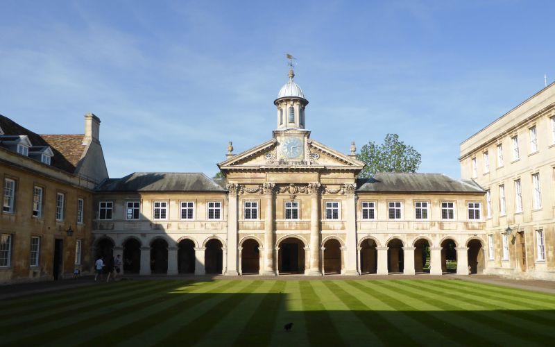emmanuel college cambridge